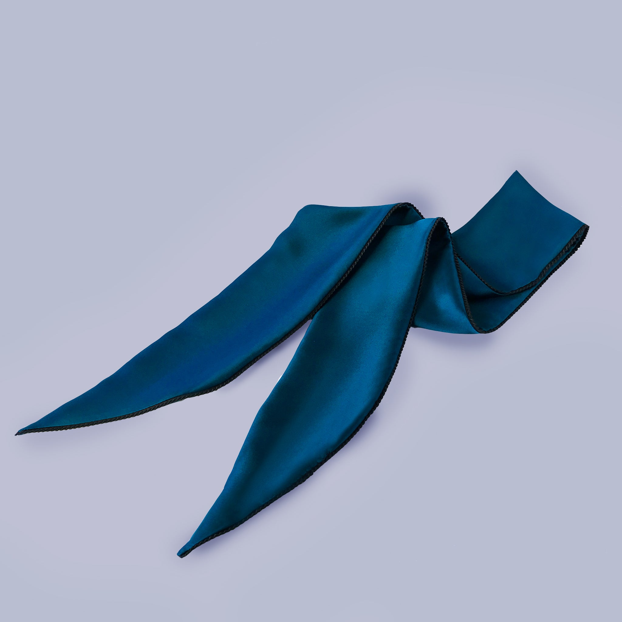 Isadora Silk Scarf | Turquoise