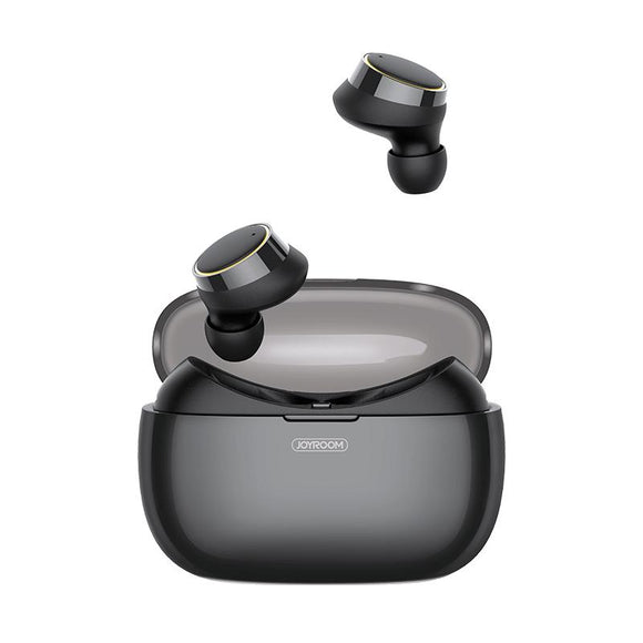 JOYROOM JR-T05 TWS In-ear Bluetooth Earphones IPX5 Waterproof Black  TWS Airpods - YourDeal India