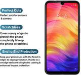 TDG 11D Edge to Edge Tempered Glass for Mi Redmi Note 7 Black - YourDeal India