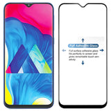 TDG 11D Edge to Edge Tempered Glass for Samsung Galaxy A30 Black - YourDeal India
