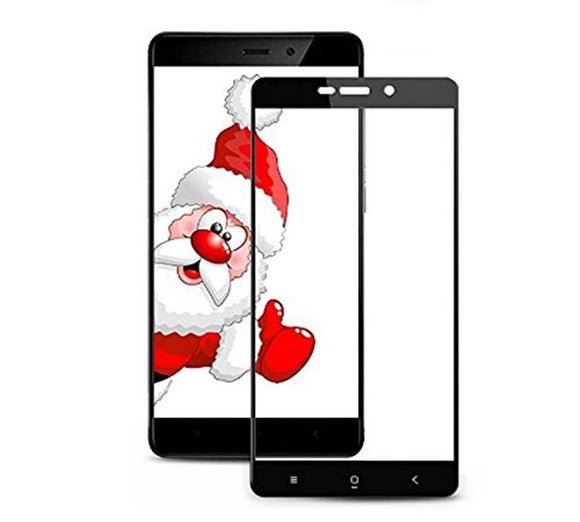 Full Cover Tempered Glass For Xiaomi Redmi 4 4A 4Pro 4 Prime Redmi Note 4X Pro Note 4X Colorful Screen Protector Toughened Film  Tempered Glass - YourDeal India