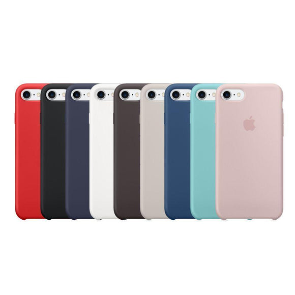TDG OG SIlicone Case for Apple iPhone 7 / iPhone 8  Apple OG Silicon Back Case - YourDeal India