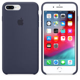 TDG OG SIlicone Case for Apple iPhone 7 Plus & iPhone 8 Plus Royal Blue Apple OG Silicon Back Case - YourDeal India