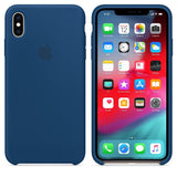 TDG iPhone XR SIlicone Case OG Horizon Blue - YourDeal India
