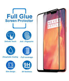 TDG 11D Edge to Edge Tempered Glass for Oneplus 6 Black | YourDeal India