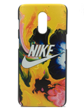 TDG OnePlus 6T 3D Texture Nike Printed Hard Back Case Cover - YourDeal India