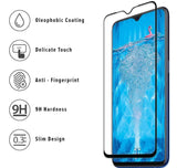 TDG 11D Full Cover Tempered Glass for Oppo F9 Pro Black  11D Tempered Glass - YourDeal India