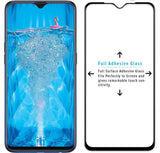 TDG 11D Full Cover Tempered Glass for Oppo F9 Pro Black - YourDeal India