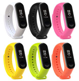 Mi Band 3 Fitness Smart Band Watch Straps Belt  Smart Watch Straps - YourDeal India