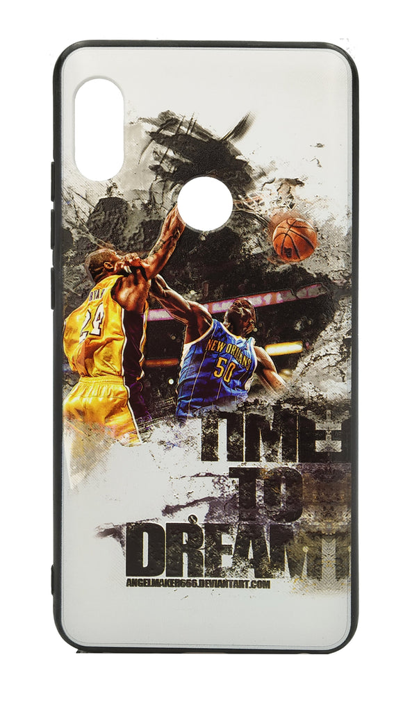 TDG Xiaomi Redmi Note 5 Pro 3D Texture Printed Time to Dream Hard Back Case Cover - YourDeal India