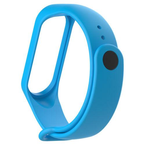 Royal Blue Watch Strap for Xiaomi Mi Band 3 Smart Band Fitness Tracker