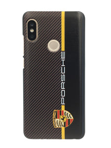 TDG Xiaomi Redmi 6 Pro 3D Texture Printed Luxury Car Porsche Hard Back Case Cover - YourDeal India