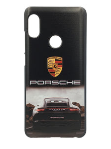 TDG Xiaomi Redmi Note 5 Pro 3D UV Printed Luxury Car Porsche Hard Back Case Cover - YourDeal India