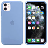 TDG iPhone 11 Silicone Case Cornflower - YourDeal India
