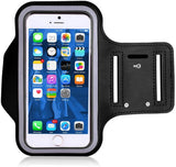 Sports Running Armband Case for Apple iPhone 11 Pro Black - YourDeal India
