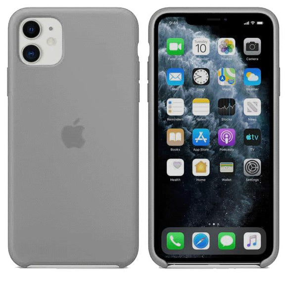 TDG iPhone 11 Silicone Case Stone - YourDeal India