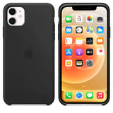 Apple iPhone 12 / 12 Pro OG Silicone Case Cover Full protection Black - YourDeal India