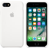 TDG OG SIlicone Case for Apple iPhone 7 Plus & iPhone 8 Plus White Apple OG Silicon Back Case - YourDeal India