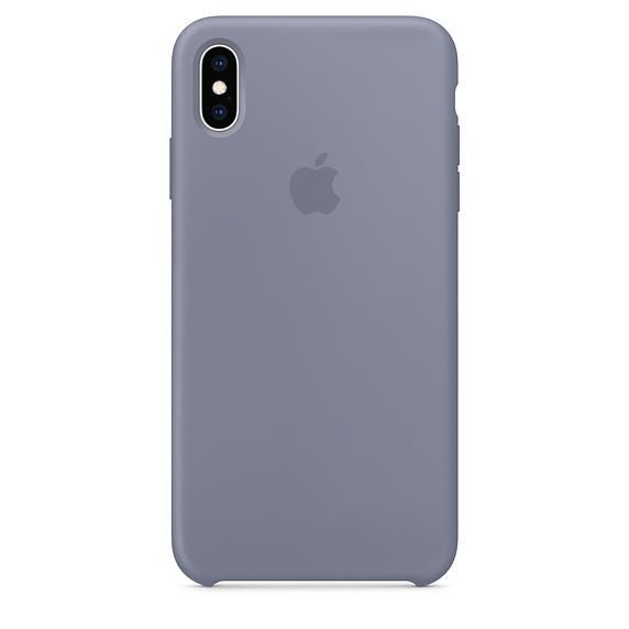 Silicone Case for Apple iPhone X XS - Grey