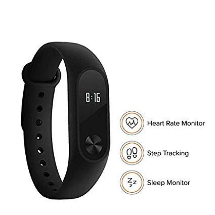 TDG M2 Band Fitness Tracker Smart Band Black - YourDeal India