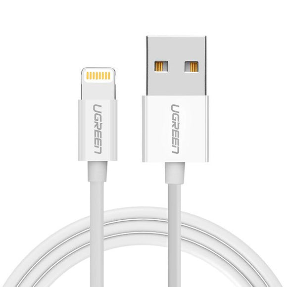 TDG 2.4 amp Lightning to USB Fast Charger Data Cable For iPhone X 8 8 Plus 7 6S Plus 5s 5C | YourDeal India