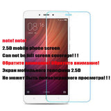 9H HD Tempered Glass for Xiaomi Redmi 3 3s Note 2 3 4 pro 4 x Mi 5 Phone Screen Protector - YourDeal India
