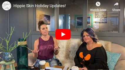 Holiday Updates with Bethany & Jami