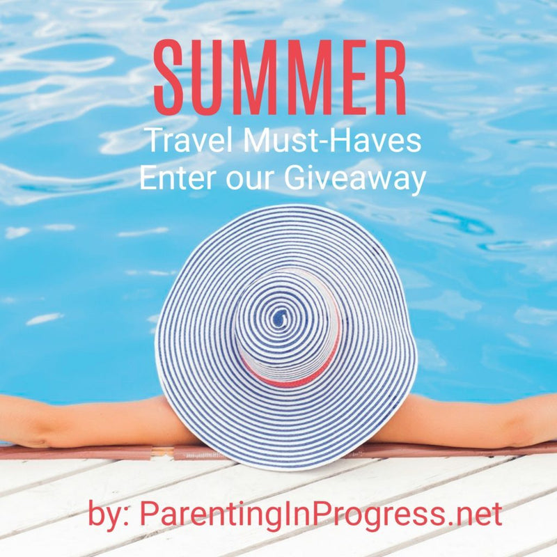 Parenting in Progress Summer Travel Must-Haves | Hippie Skin