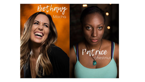 Hippie Skin Cosmetics - Bethany and Patrice