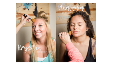 Hippie Skin Cosmetics - Krystin and Annalissa