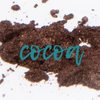 Hippie Skin Cocoa Natural Pigmented Eye Shadow