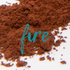 Hippie Skin Fire Natural Pigmented Eye Shadow