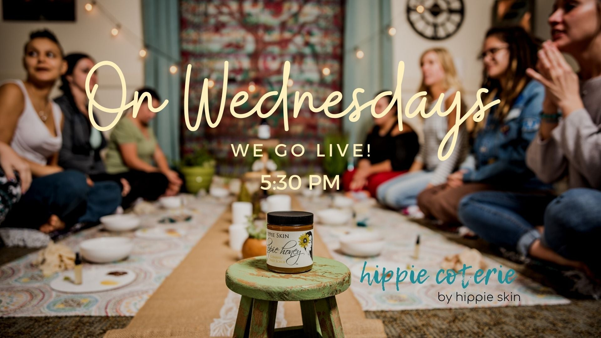 Hippie Coterie Wednesdays