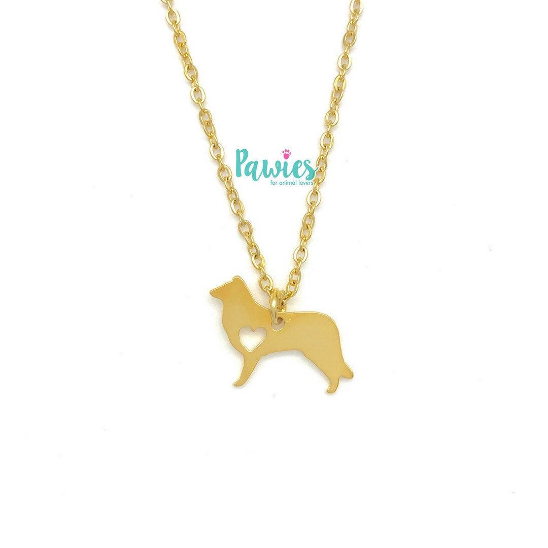 BORDER COLLIE NECKLACES