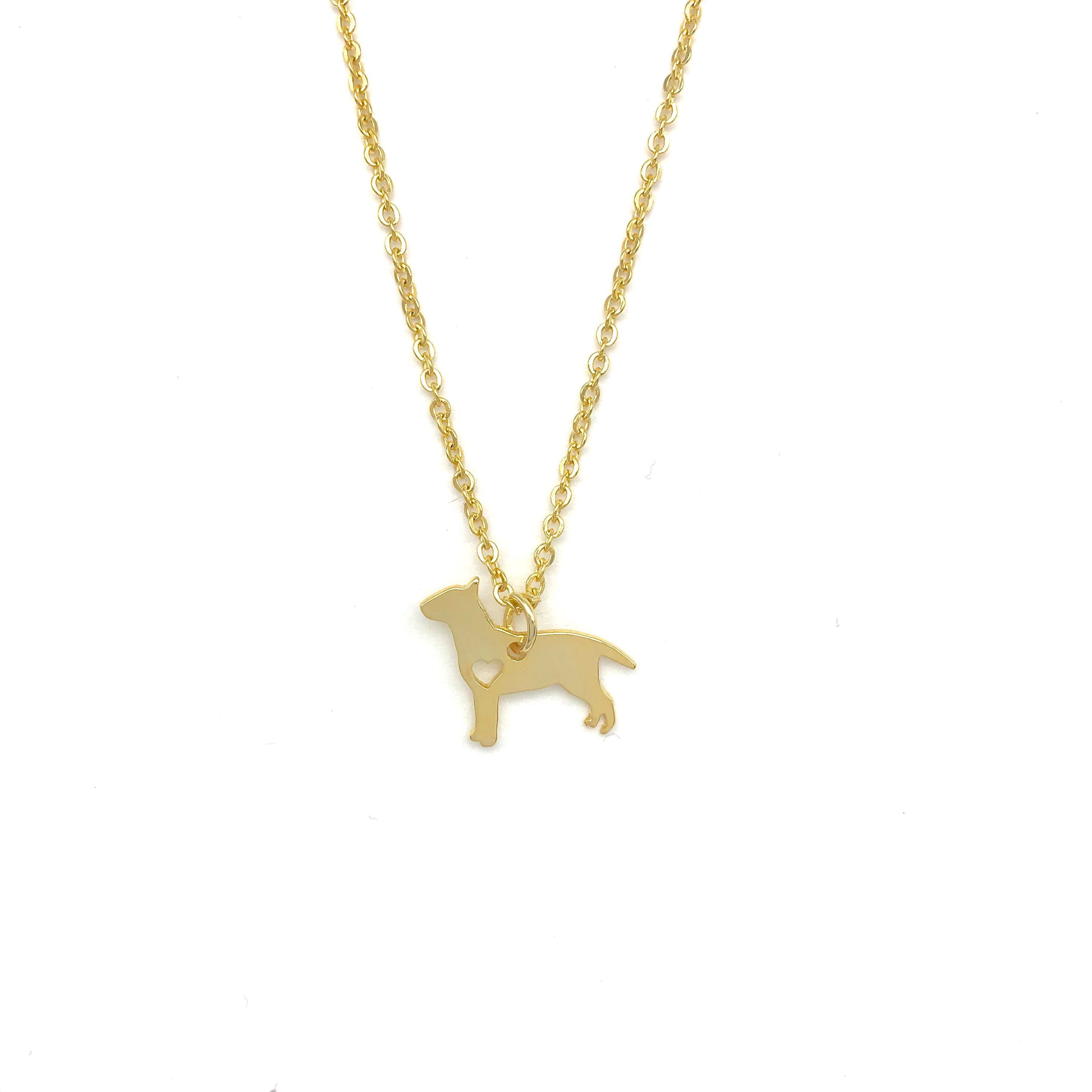 BULL TERRIER NECKLACES