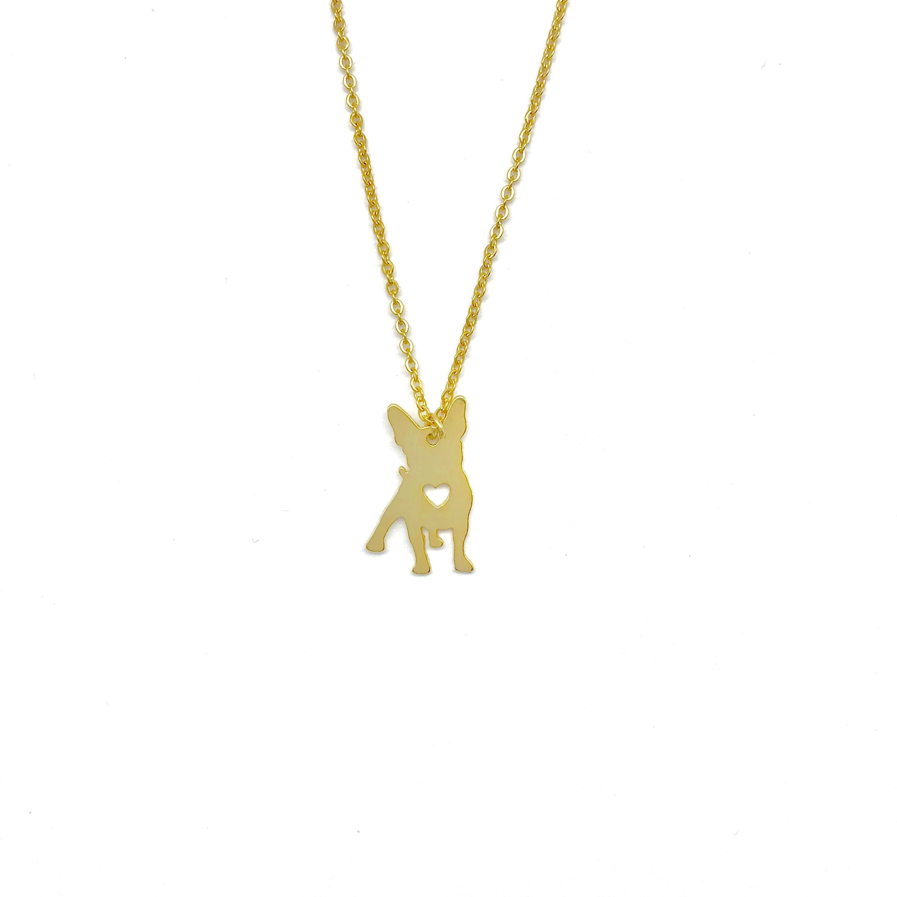 FRENCH BULLDOG NECKLACES