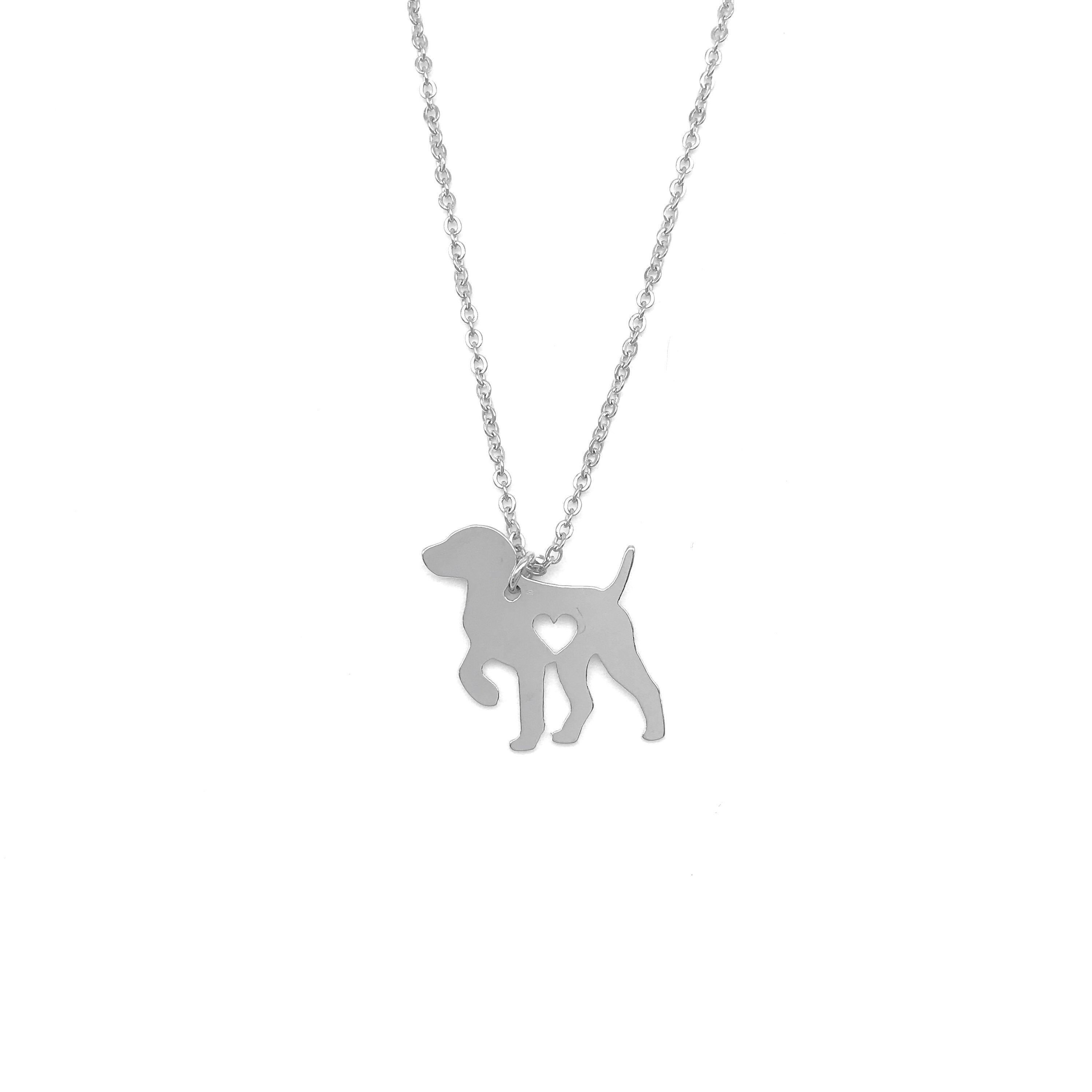 WEIMARANER NECKLACE