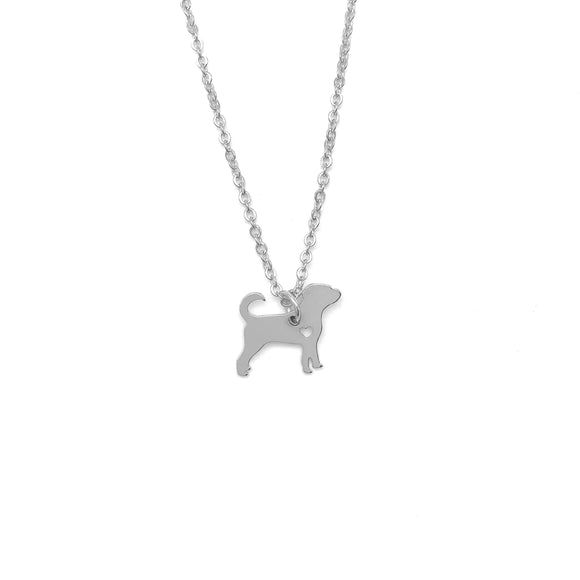 STAFFORDSHIRE TERRIER NECKLACES