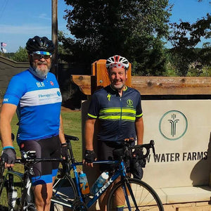 New Water 2020 Cycling Event