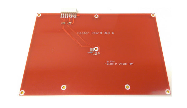 FLASHFORGE Heating Plate PCB (Creator X)