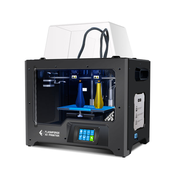 FlashForge Creator Max 2 Independent Dual Extruder 3D Printer