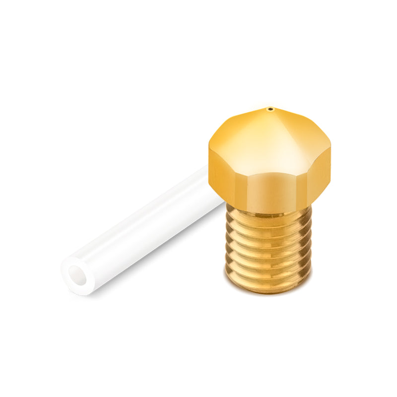 FlashForge 3D Printer Nozzle Set (Includes PTFE Tube)