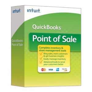 QuickBooks Point of Sale v18 Pro Unlock from Basic v18