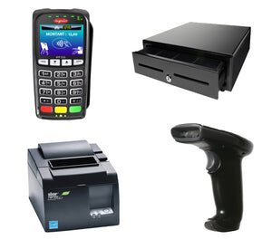 Intuit EMV Hardware Bundle - 4 Pieces