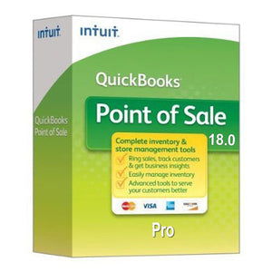 QuickBooks Point of Sale v18 Pro Add A User