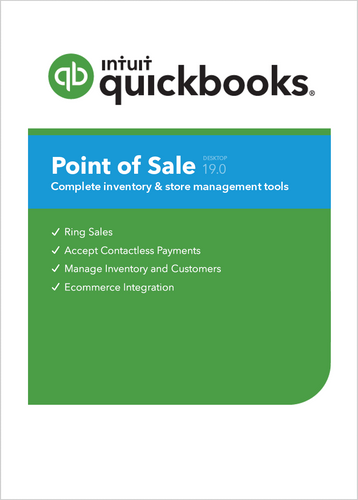 QuickBooks Point of Sale Multi-Store v19