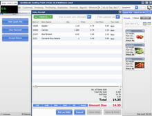 Ability Integrated Scale  for QuickBooks Point of Sale - Annual Subscription