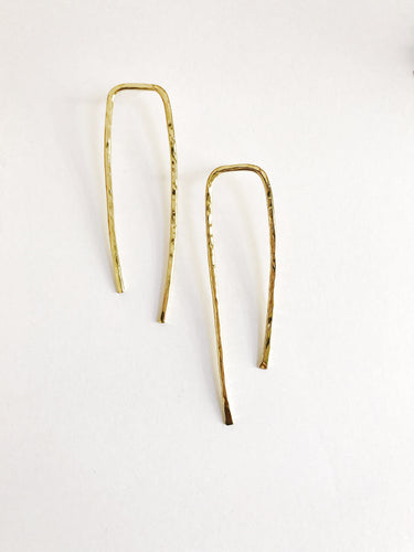 lady long legs earrings