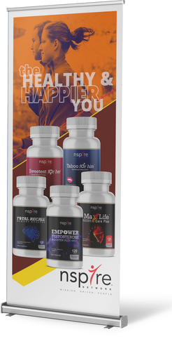 Nspire Supplements Banner