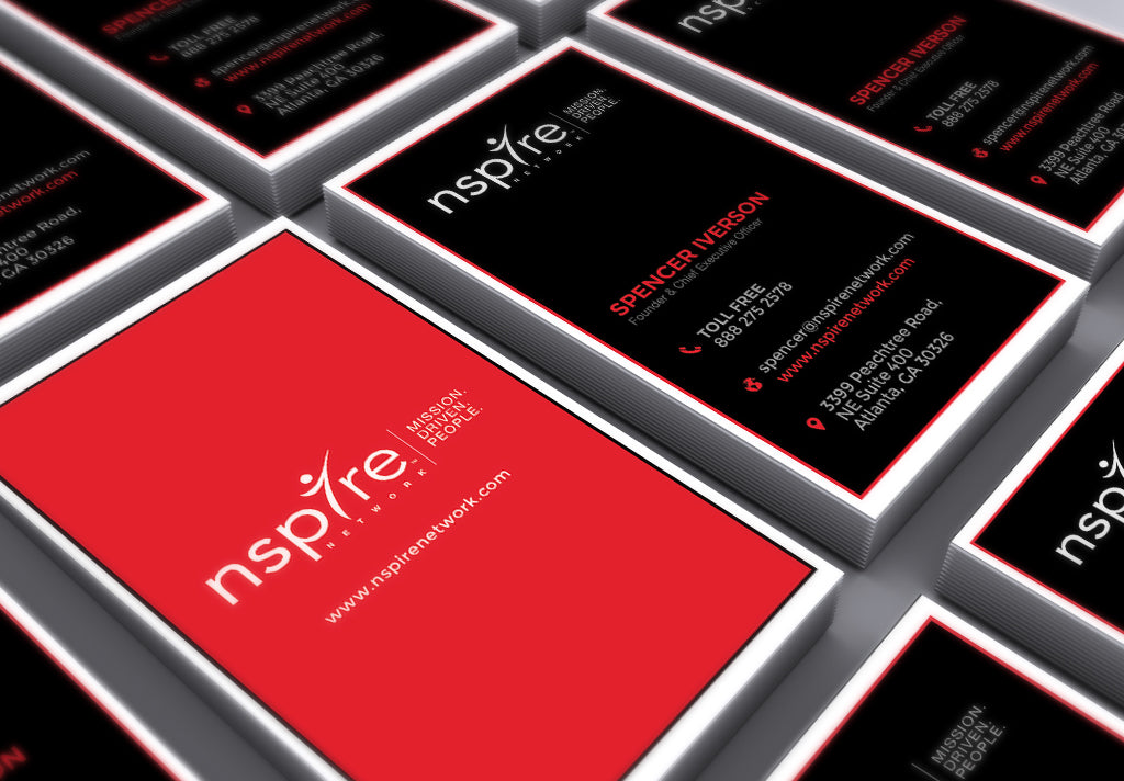 Retro Business Card – Nspire Network Store